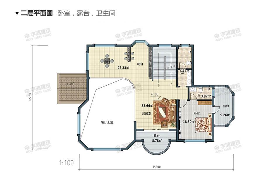 长沙别墅英式设计特点有哪些?哪家设计公司做的图纸好?