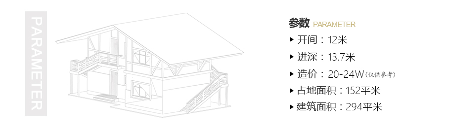 20万实用大方农村小别墅设计图