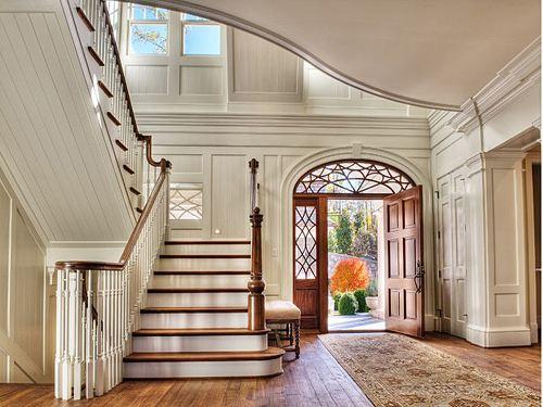 别墅楼梯设计平面图_房屋楼梯设计在客厅图片