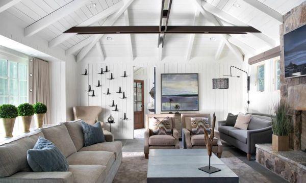 现代别墅室内装修效果图,真是美爆了!下面分享现代风格别墅装修设计的技巧和注意事项