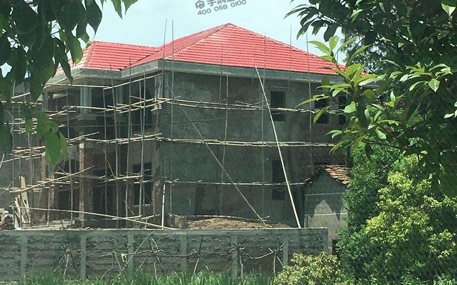 149平新农村二层带复式客厅小别墅图纸