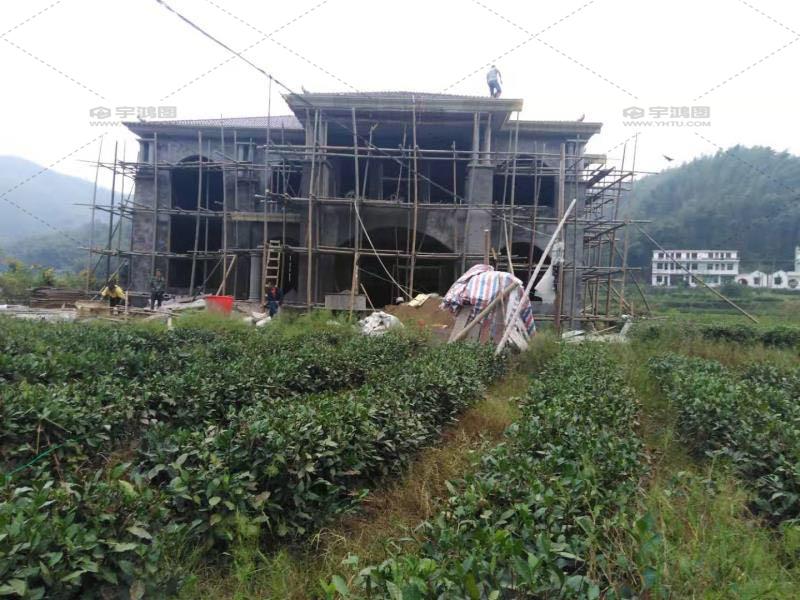 [建房案例]私人定制客户湖南益阳桃江谢先生新盖二层别墅,从设计到施工全过程