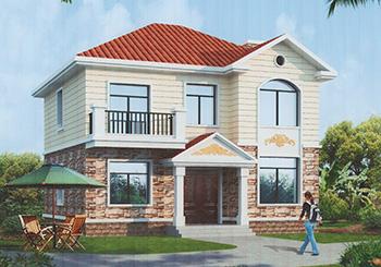 别墅设计图-别墅设计图纸-自建农村别墅-乡村小别墅设计-木质别墅设计亮点分析