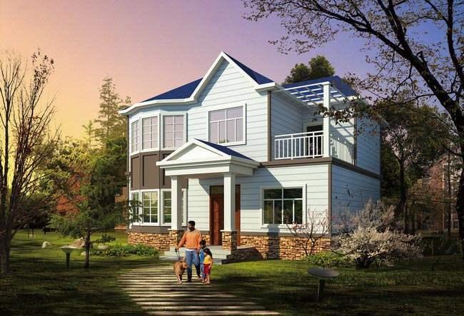 【农村房屋设计图】780㎡四层现代风民宿,开启舒适自在的现代乡村生活