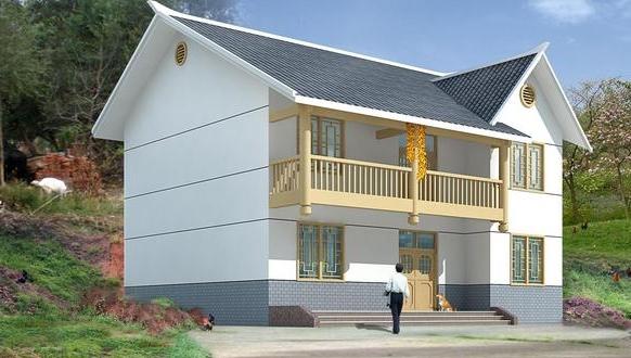 【别墅设计图纸】别墅怎么装修?小户型别墅装修及家具的设计原则和技巧