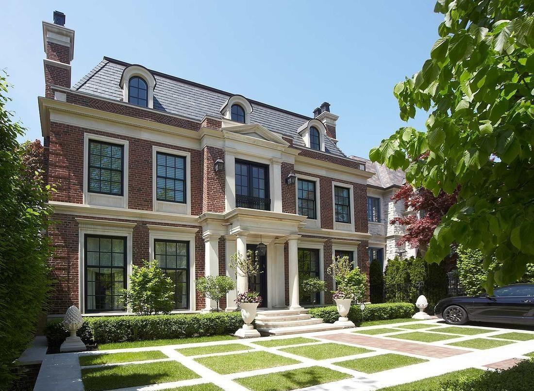 看腻了豪华欧式别墅?不如来看看这个简欧风格的小别墅!