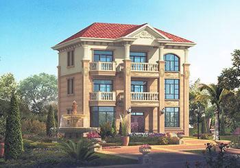 为什么现在越来越多的人都想回村盖房?看看这款农村别墅设计你就懂了!