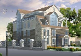 冬天湿冷夏天湿热的南方建什么样的别墅最合适?建议选择三层别墅!