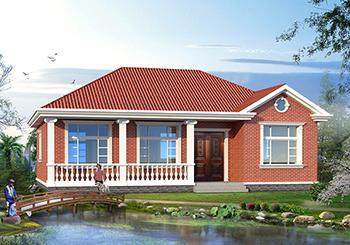 2021年最经典农村一层房屋设计图堪比别墅,这5款不容错过