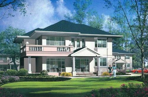 乡村别墅设计-中国最火的乡村别墅设计图纸推荐