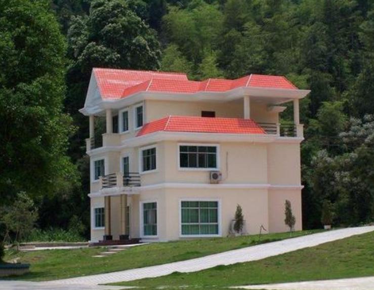 农村别墅-2021年度最实用农村房屋,盖房简单,家里老少都欢喜!