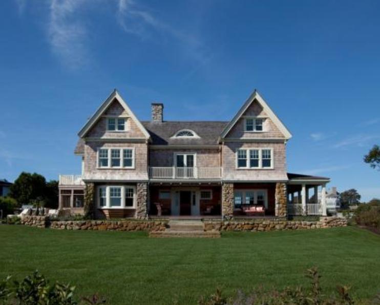 美式别墅怎么修建?需要怎么设计?