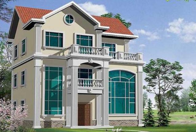 二层庭院别墅怎么设计?二层庭院别墅设计方法