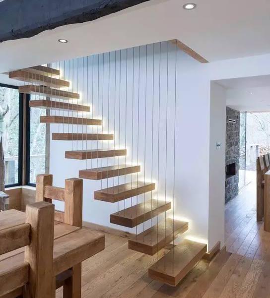 干货分享,自建房的楼梯该怎么设计