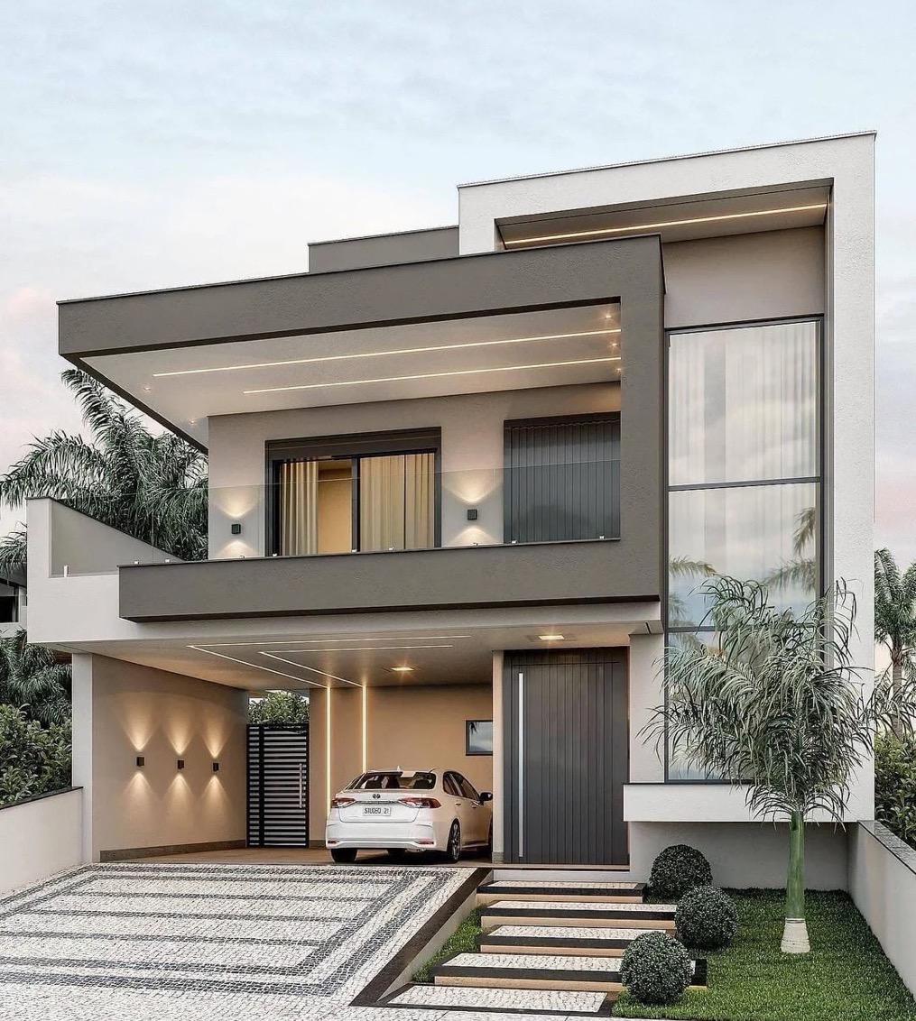 自建房不知道选择什么风格,下面几套一定有你喜欢的!
