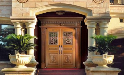 入户门该怎么选择,那种材料最好?