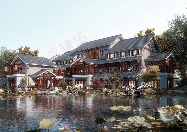 宇鸿建筑设计专注于湖南农村中式别墅、农村小洋楼市场开阔