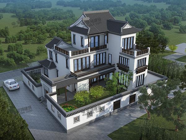 什么是新农村住宅?它的设计理念与施工方案是什么