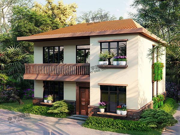144平米的房屋设计图,老家是我们的根,回家建一栋属于自己的别墅吧!