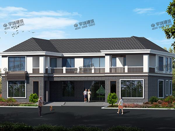 新型农村自建房通用图集,按住宅设计图纸即可施工建新房