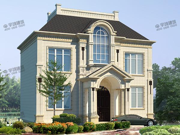130平方米农村房屋设计图纸及外观效果图,有钱有地建别墅,机不可失,时不再来
