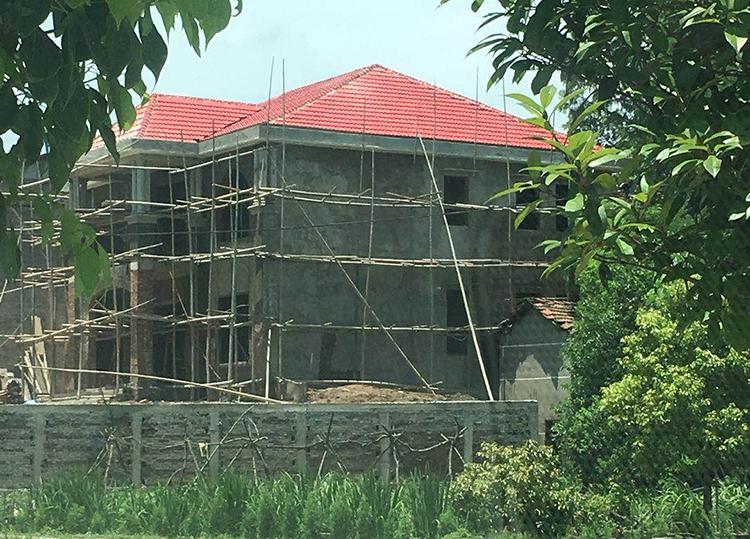 13X11米农村二层房屋设计图纸及效果图大全,第一款20万元小楼户型经典,我们村就有几个