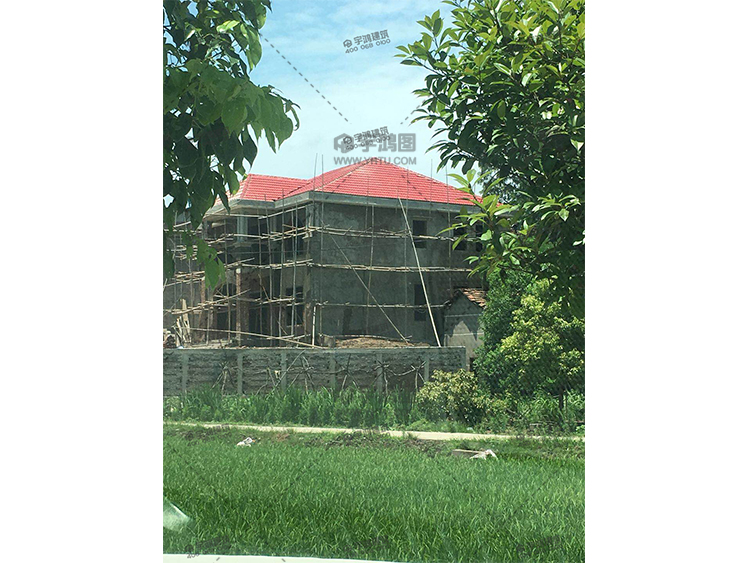 甘德郑先生建房案例