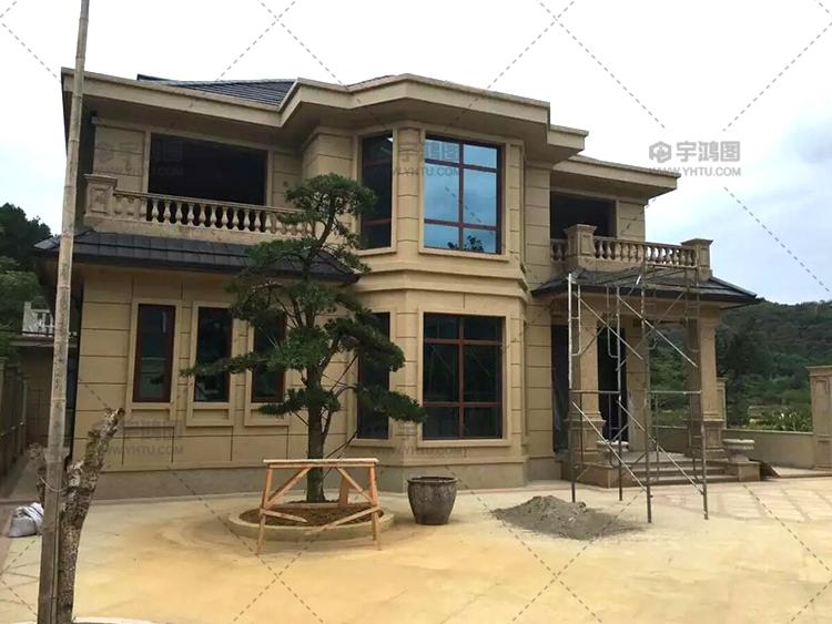 周宁江先生建房案例