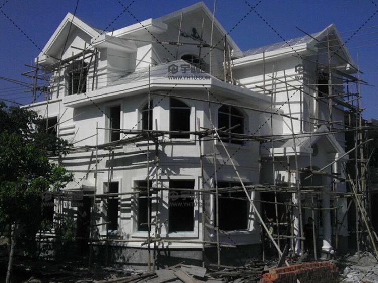 洞口王先生建房案例