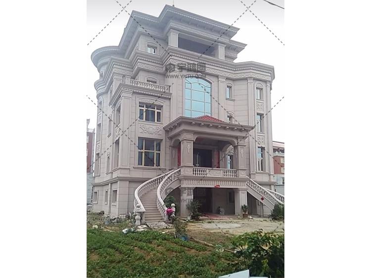 英山刘先生建房案例