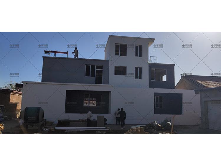 平和韩先生建房案例