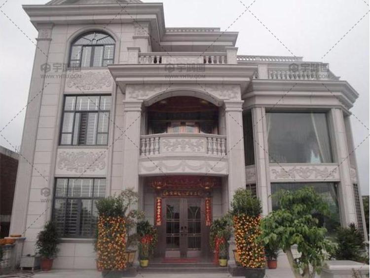 巴中李先生建房案例