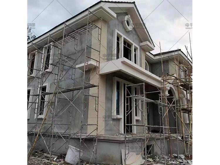 南山白先生建房案例