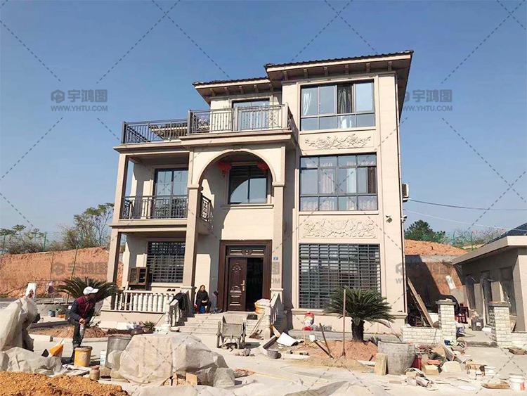 阳江董先生建房案例