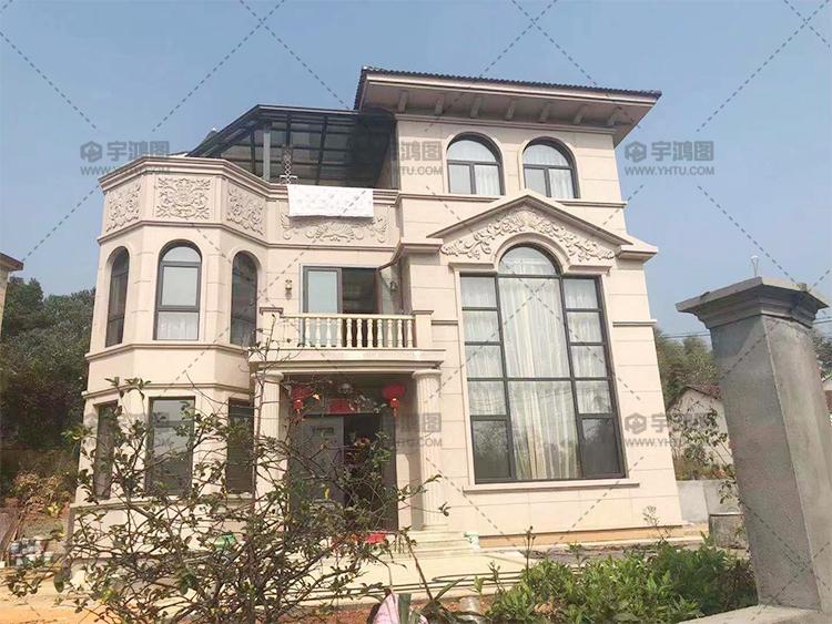靖西刘先生建房案例