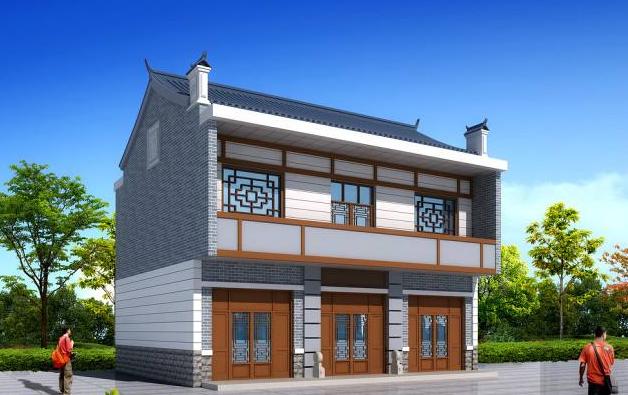 2020年【农村房屋设计图大全】_新农村别墅设计图及农村小别墅设计图纸