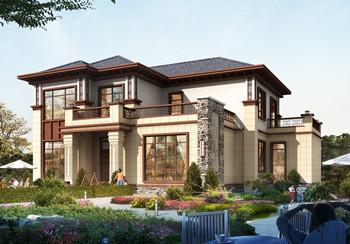超棒的农村别墅设计图纸,小宅基地也能建大房子!
