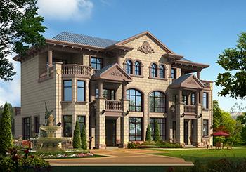 这对兄弟建的别墅,获得了村民一致好评!
