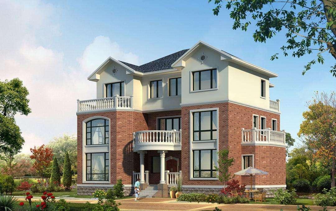 来看看这款经典的欧式别墅设计,美观实用经典中的经典!