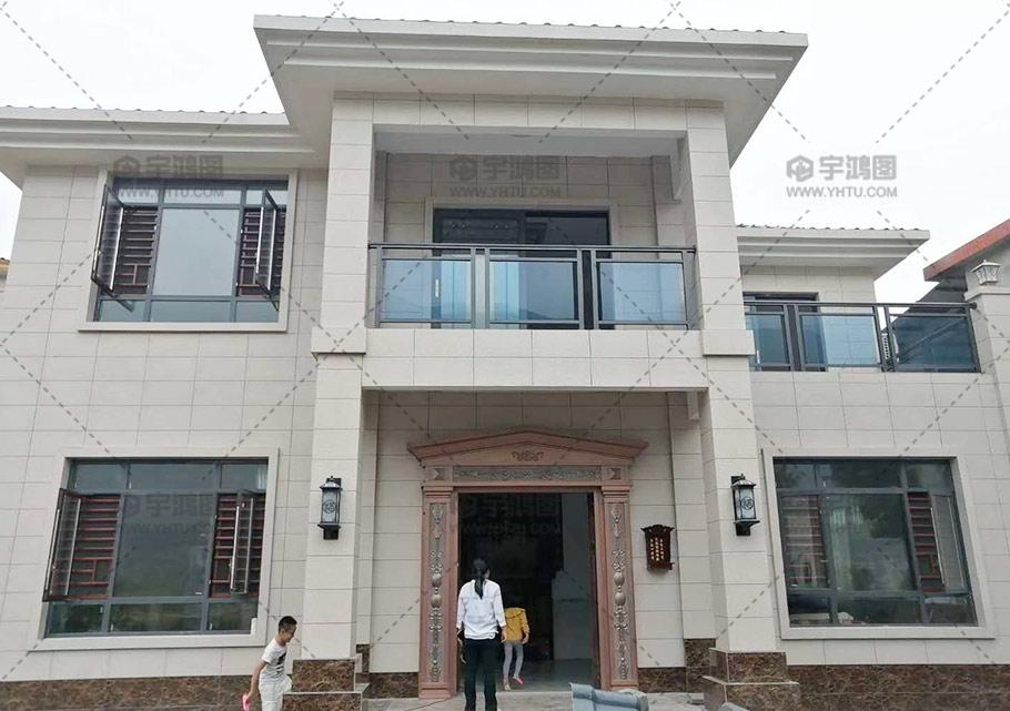 衡阳王先生建房案例