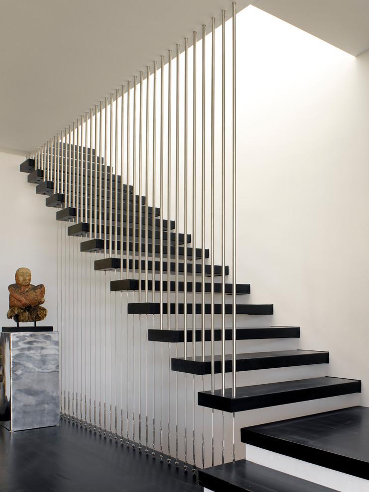 别墅设计-别墅设计图-别墅楼梯怎么设计好看?这个五个设计要点非常关键词
