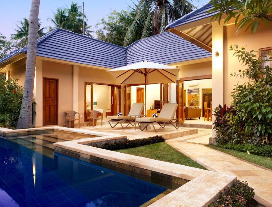 农村别墅设计-别墅设计-别墅游泳池设计需要注意什么?看完这边文章就够了!