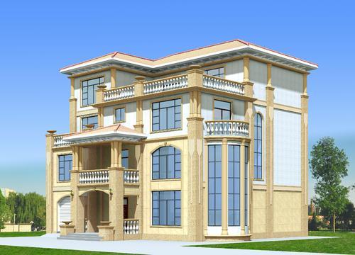 自建房别墅-农村别墅-乡村别墅是如何设计出来的?这篇文章告诉你!