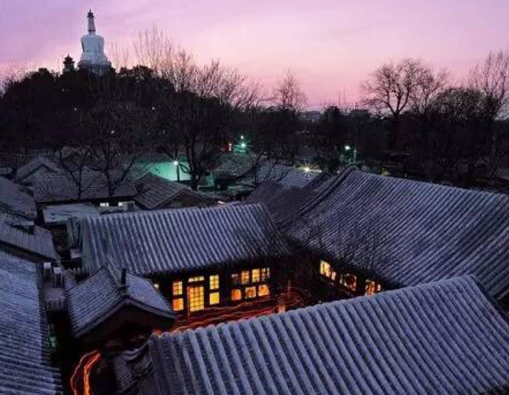 中式古典四合院别墅设计图样!