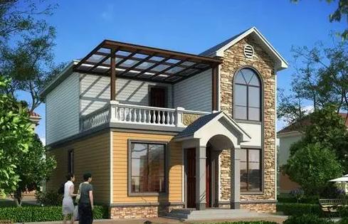 农村别墅修建-乡村别墅在设计中如何做到防水?