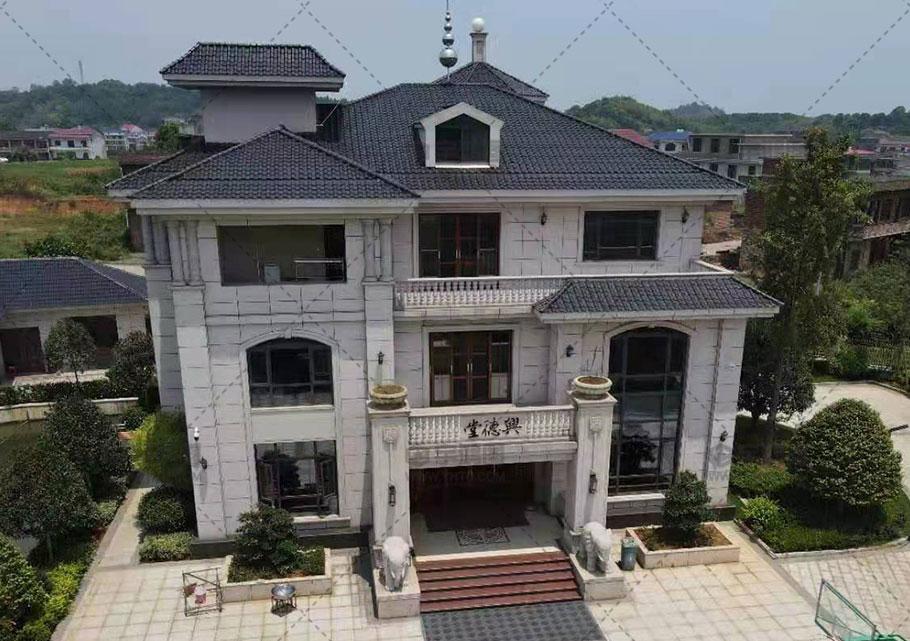 信阳汪先生建房案例