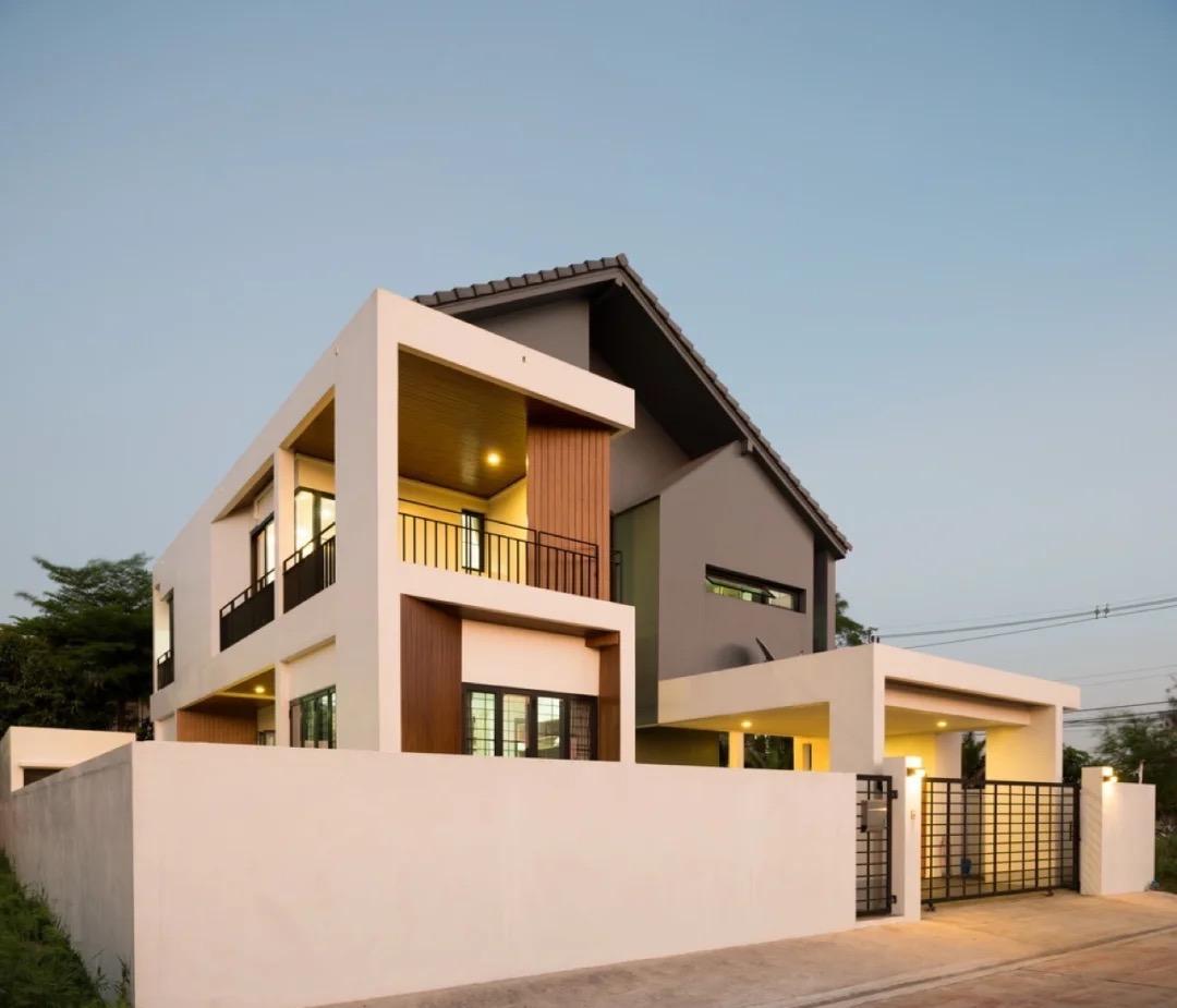 自建别墅外观设计