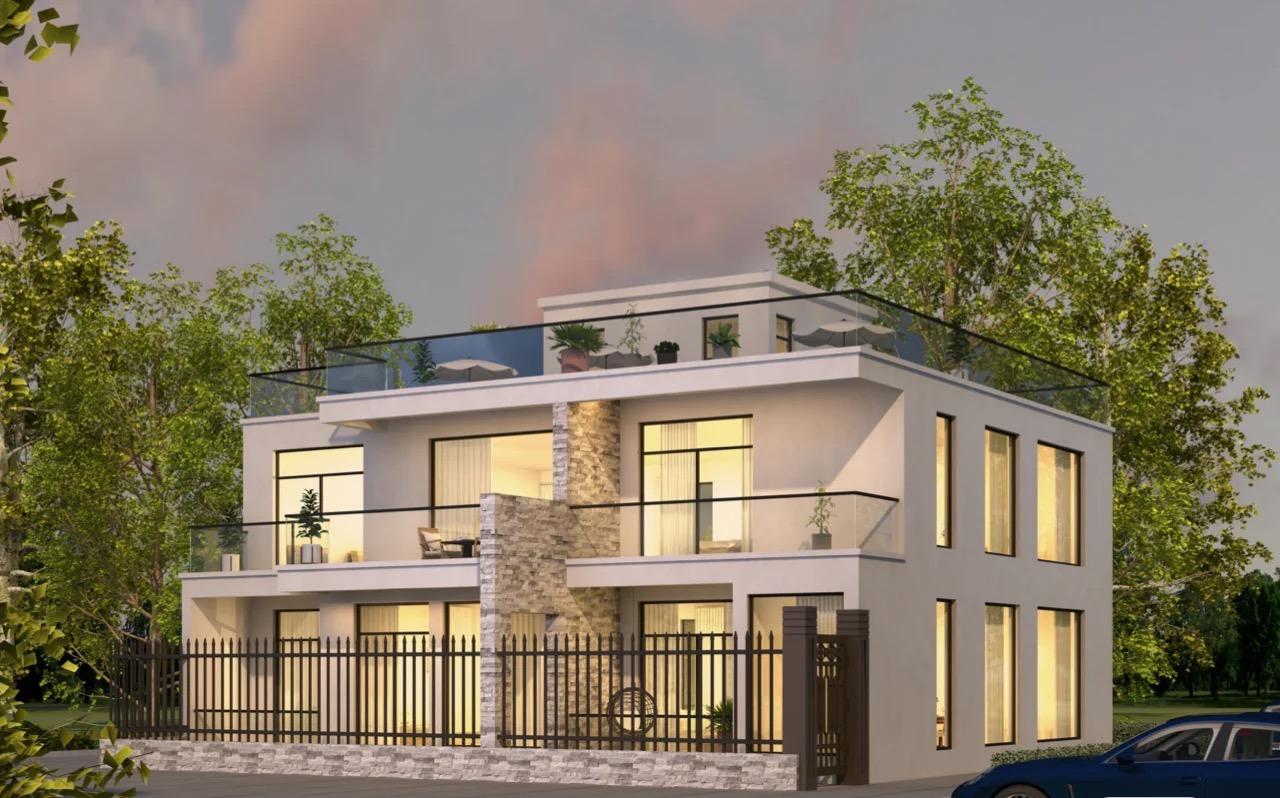 极简风格的新中式风格别墅它来了,赶紧收藏起来吧!