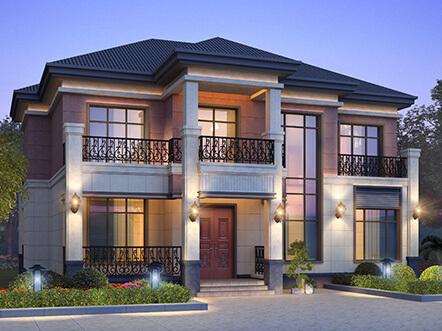 90后浙江网友乡下建房子设计图,我也想回农村老家盖这栋!