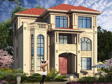 建新农村别墅找宇鸿建筑设计,给家一个温暖的空间